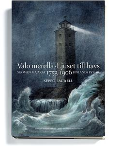 Valo merellä -kirjan kansikuva