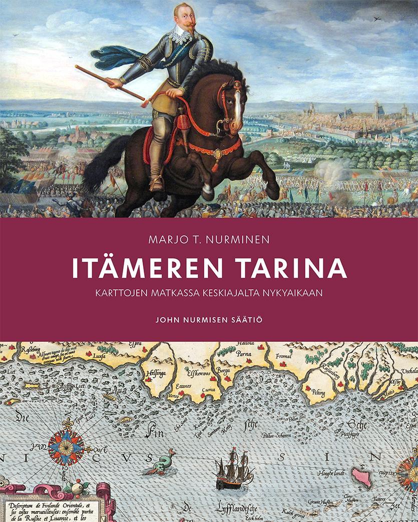 Itämeren tarina kansi